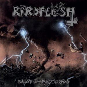BIRDFLESH (Swe) – 'Extreme Graveyard Tornado' CD