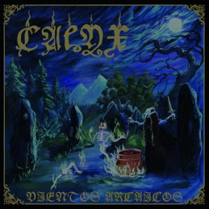 CALYX (Spa) – 'Vientos Arcaicos' CD Digipack