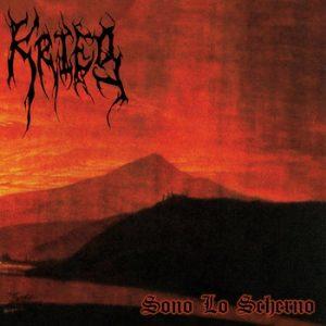 KRIEG (USA) – 'Sono Lo Scherno' CD
