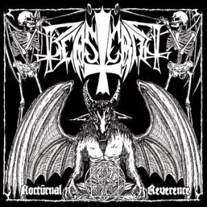 "BEASTCRAFT (Nor) – 'Nocturnal Reverence' 7""EP"