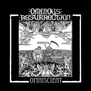 OMINOUS RESURRECTION (USA) – 'Omniscient' CD Digipack