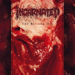 INCARNATED (Pol) – 'try before die' CD