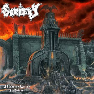 SORCERY (Swe) – 'Necessary Excess of Violence' CD