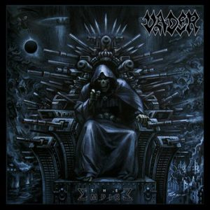 VADER (Pol) – 'The Empire' CD Digipack