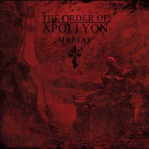 THE ORDER OF APOLLYON (Fra) – 'Moriah' CD digipack