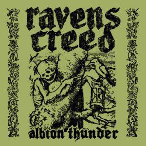 RAVEN'S CREED (UK) – 'Albion thunder' CD