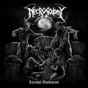 "NECROSODOMY (Hun) – 'Eternal Darkness' 7""EP"