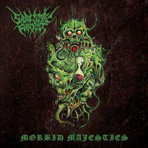 SADISTIK FOREST (Fin) – 'Morbid Majesties' CD
