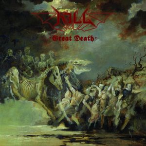 KILL (Swe) – 'Great Death' CD Digipack