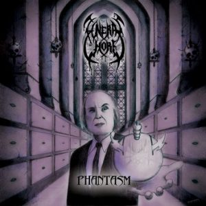 FUNERAL WHORE (Nl) – 'Phantasm' CD
