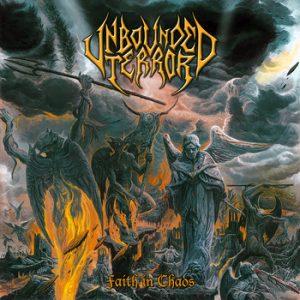 UNBOUNDED TERROR (Spa) – 'Faith in Terror' CD