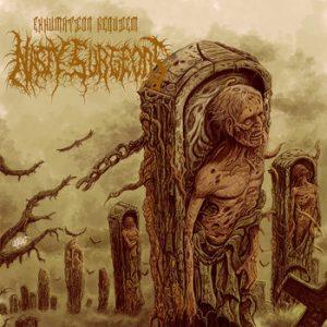 NASTY SURGEONS (Spa) – 'Exhumation Requiem' CD