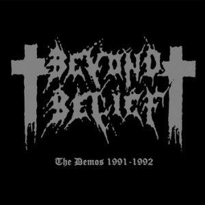 BEYOND BELIEF (Nl) – 'The Demos 1991-1992' CD Digipack