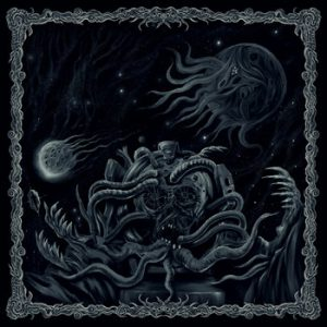 COSMIC VOID RITUAL (USA) – 'Grotesque Infections…' MCD Digipack