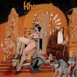 KHEMMIS (USA) – 'Desolation' CD Digipack