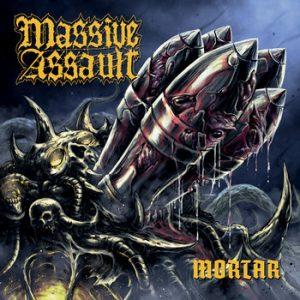 MASSIVE ASSAULT (Nl) – 'Mortar' CD