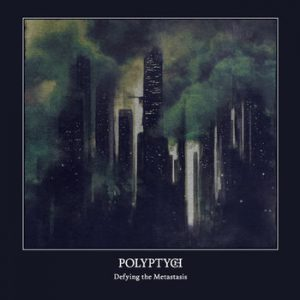 POLYPTYCH (USA) – 'Defying the Metastasis' CD Digipak