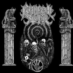 BANEFUL STORM (Fra) - 'Invocations' MCD