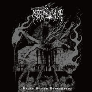 NECROMUTILATOR (It) – 'Black Blood Aggression' CD