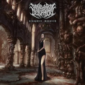 ABHORRENT DEFORMITY (USA) – 'Slaughter Monolith' CD