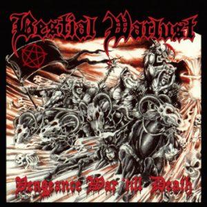 BESTIAL WARLUST (Aus) – 'Vengeance War 'till Death' Digipack