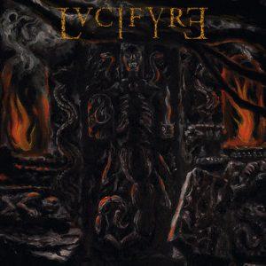 LVCIFYRE – 'Sacrament' CD