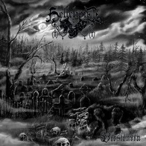 HELLEHOND (Nl) – 'Verslonden' CD