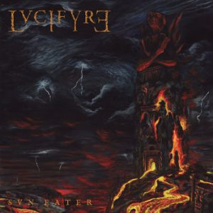 LVCIFYRE – 'Svn Eater' CD
