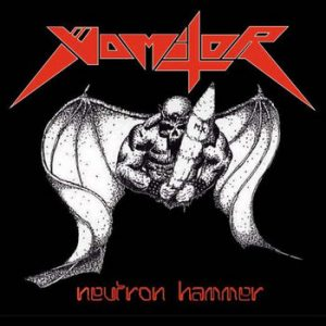 VOMITOR (Oz) – 'Neutron Hammer 7'EP