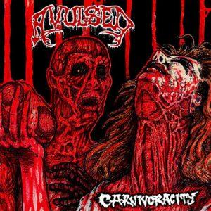 AVULSED (Spa) – 'Carnivoracity + bonus' CD