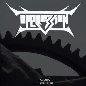 OPPRESSION (Fin) – 'Scars 1988-1990' CD