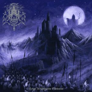 VARGRAV (Fin) – Reign In Supreme Darkness CD Digipack