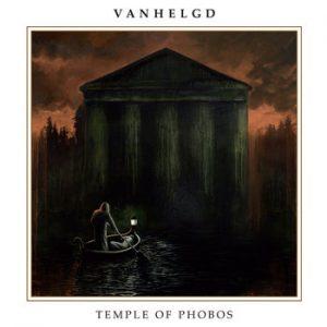 VANHELGD (Swe) – 'Temple of Phobos' CD