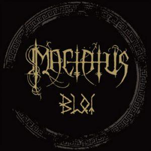 MACTÄTUS (Nor) – 'Blot' CD