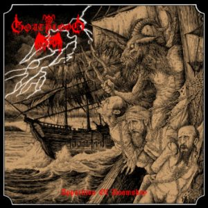 GOATBLOOD (Ger) - Apparition Of Doomsday CD