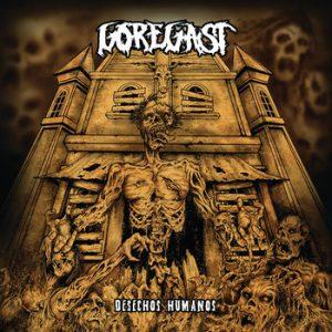 GOREGAST (Ger) – 'Desechos Humanos' CD