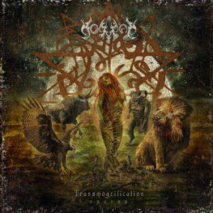 NOMAD (Pol) – 'Transmogrification-Partus' CD