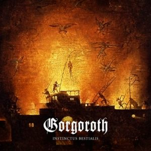 GORGOROTH (Nor) – 'Instinctus Bestialis' CD