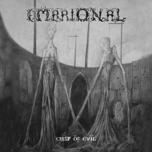 EMBRIONAL (Pol) – 'Cusp Of Evil' CD