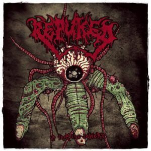 REPUKED (Swe) – 'Up From The Sewers' CD
