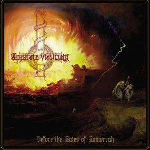 APOSTATE VIATICUM (Irl) – Before the Gates of Gomorrah CD
