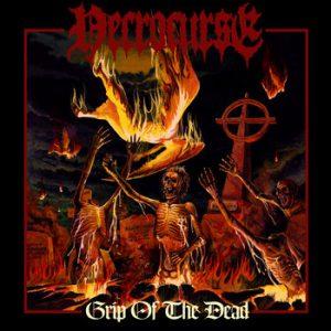 NECROCURSE (Swe) – 'Grip of the Dead' CD