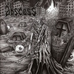 ABSCESS (USA) – 'Horrorhammer' CD