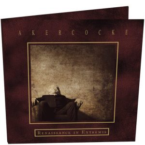 AKERCOCKE (UK) – 'Renaissance In Extremis' CD Digipack