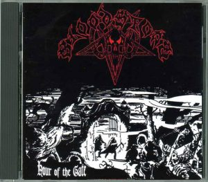 BLOODSTONE (Swe) Hour of the Gate CD