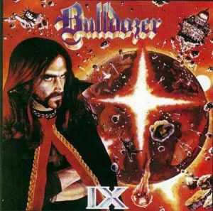 BULLDOZER (It) – 'IX' CD