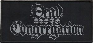 DEAD CONGREGATION – logo PATCH