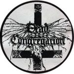 DEAD CONGREGATION – 'Inverted Cross' ROUND PATCH