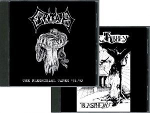 EPITAPH (Swe) – 'The Fleshcrawl Tapes '91-'92' CD