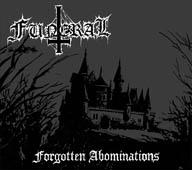 FUNERAL (Swe) – 'Forgotten Abominations' MCD Ekopak